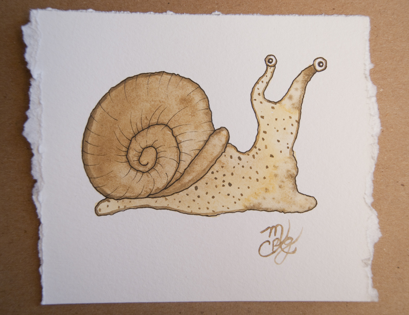 watercolor snail tutorial 24