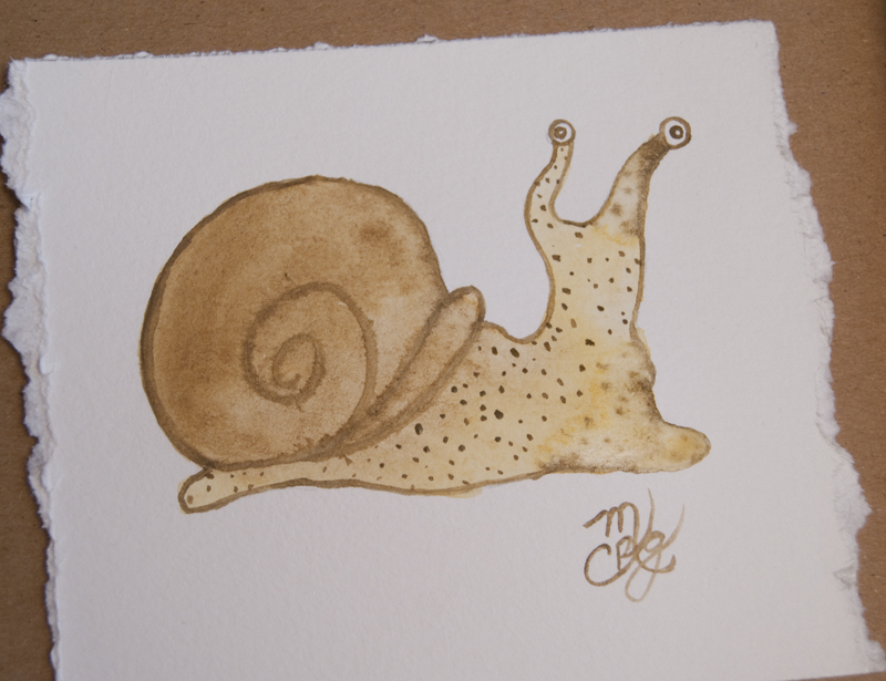 watercolor snail tutorial 21